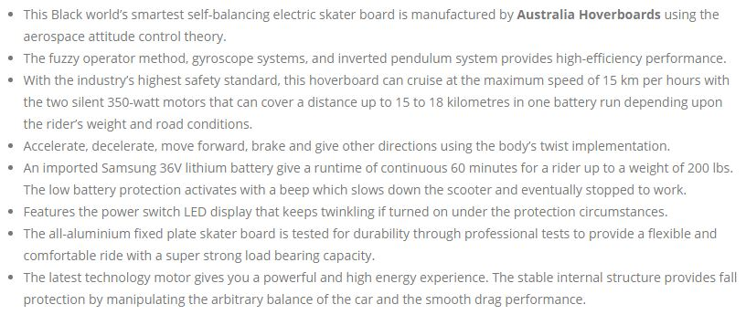 stylish black hoverboard8
