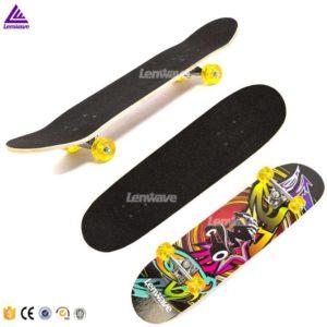 lenwave brand skate board