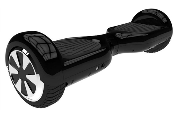 6.5 inch black hoverboard2