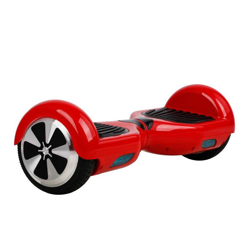 6.5 red hoverboard