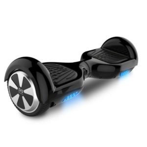 "6.5"" Black hoverboard"