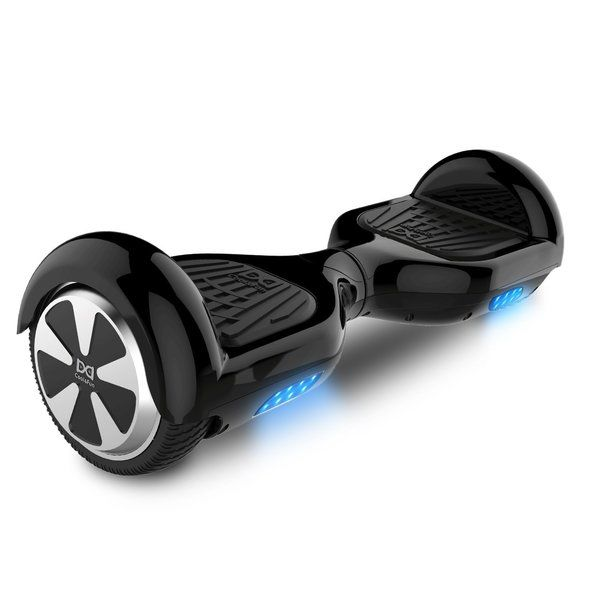 6.5 inch black hoverboard5