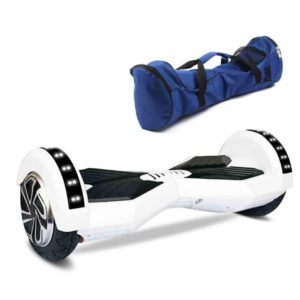 style hoverboard 8 white 1