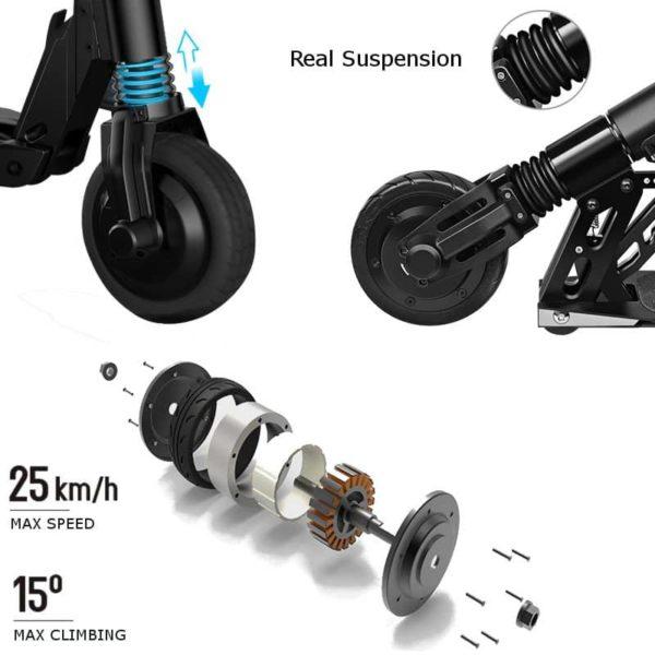 electric_scooter_T1_carbon_fiber_details