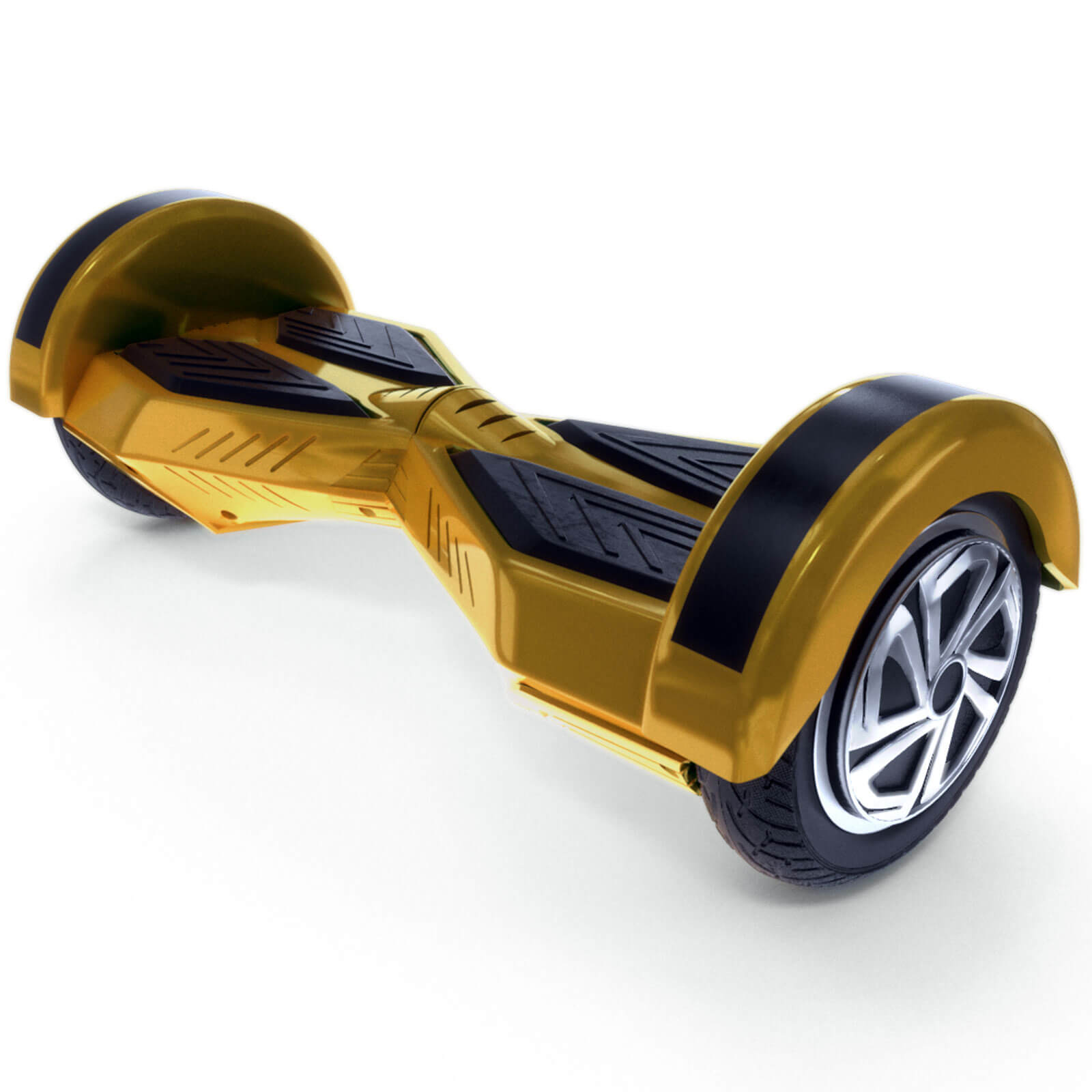 hoverboard 8 inch gold1