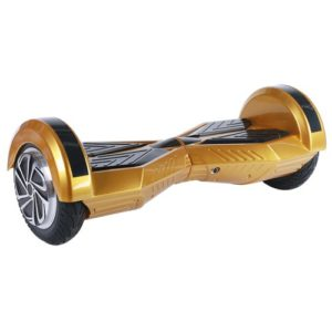 hoverboard 8 inch gold 1